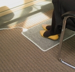 Carpeted Heat Mat - Low Wattage - Safe Heat